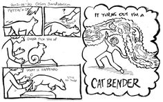 XD much more fearsome than firebending.