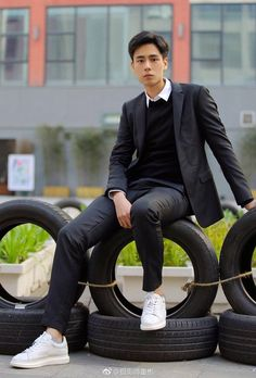 Ảnh trong Hồ Nhất Thiên - Google Ảnh China Movie, Kdrama, A Love So Beautiful, Cute Actors, Asian Actors, Photo Poses, Photo Shoot, Man Crush, Handsome Boys
