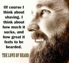 Bearded!.
