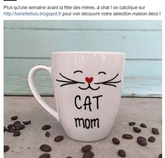 Items similar to Cat Mug Cat Mom Cat Lover Gift Personalized Crazy Cat Lady Coffee Mug Cat Face Pet Mom Custom Pet Funny Pet Gift on Etsy I should make this - Cat Mug Cat Mom Personalized Crazy Cat Lady by InspireMeMugs Crazy Cat Lady, Crazy Cats, Stars Disney, Cat Mug, Cat Crafts, Cat Face, Cat Lover Gifts, Coffee Cups, Coffee Shop