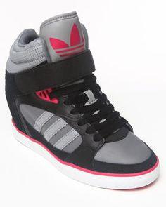 Buy Amberlight Heel Wedge Sneakers Women\u0027s Footwear from Adidas. Find Adidas  fashions \u0026 more at