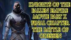 SWTOR Knights of the Fallen Empire Movie Final Part - Chapter 16