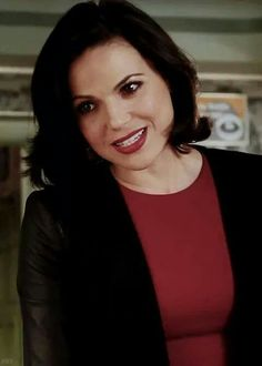 Regina in an S2 episode of Once