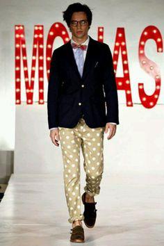 Polka dot pants? Do or Dont?