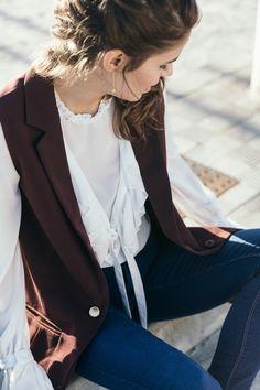 Jessie Chanes - Seams for a desire - OVS Fashion -8