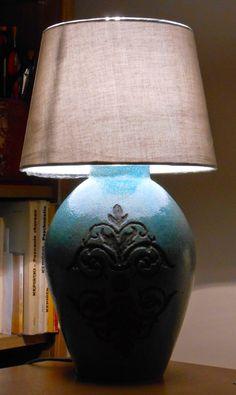 Galeria rękodzieła: Lampa nr 1