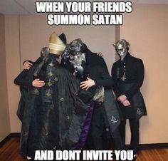 Summon Satan