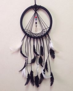 Black Teepee dreamcatcher | www.facebook.com/EnchantmentsMNL