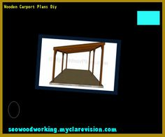 Diy Wooden Carport Plans 131457 Woodworking Plans And Projects