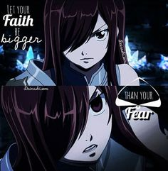 Erza Scarlet    Fairy Tail    Anime Quote