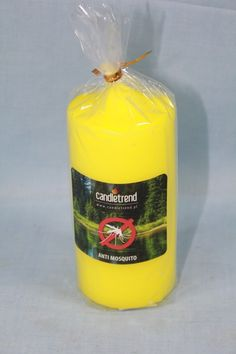 #Kerze Anti Mosquito, Candle Decorations