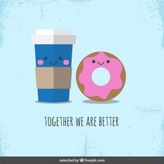 Cartão juntos somos melhores