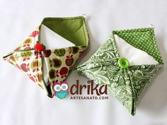 How to Make Napkin Door Diy Craft Projects, Craft Tutorials, Diy And Crafts, Sewing Projects, Sewing Class, Love Sewing, Diy Toilet Paper Holder, Applique Fabric, Sewing Baskets
