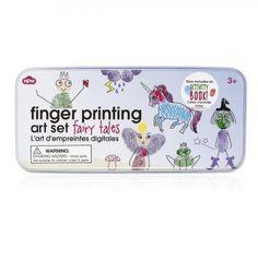 Fingerprint-Set Fairy Tales online kaufen ➜ Bestellen Sie Fingerprint-Set Fairy Tales für nur 9,50€ im design3000.de Online Shop - versandkostenfreie Lieferung ab 50€!