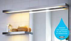IKEA Badleuchten & Badlampen wie z. B. GODMORGON