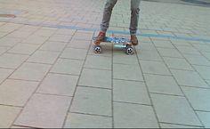 Airwheel K1 skakeboard for moveement