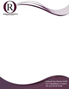 "Prolongación Iquitos 2293 ""D"" Lince Company Letterhead Template, Sample Resume Templates, Letterhead Design, Wedding Symbols, Company Profile Design, Business Card Logo, Presentation Templates, Aldo, Quito"