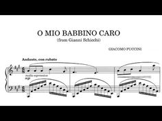 Classical music - Puccini - O mio babbino caro (Gianni Schicchi) Instrumental - http://music.tronnixx.com/uncategorized/classical-music-puccini-o-mio-babbino-caro-gianni-schicchi-instrumental/ - On Amazon: http://www.amazon.com/dp/B015MQEF2K