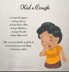 Kids cough blend