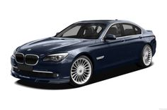 The 500-horsepower 2012 BMW B7 Alpina is meaaaan. Lean more at http://www.carsdirect.com/bmw/alpina-b7