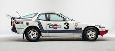 Good heavens...I Apparently Want A Rally Porsche 924