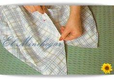 El Minihogar: CÓMO CONFECCIONAR UNA SÁBANA BAJERA INDIVIDUAL AJUSTABLE Pattern Drafting, Sewing Tutorials, Patterned Shorts, Pillows, Ideas Para, Videos, Beginners Sewing, Blanket, Outfits