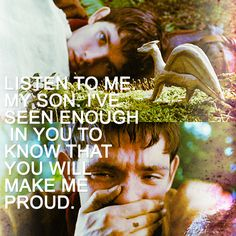 This is one of my very favorite episodes; Colin Morgan did such an amazing job, as always.