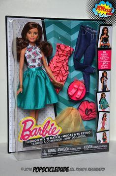 Barbie Mix ´N Match!! i love it!!!