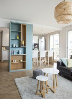 Discover recipes, home ideas, style inspiration and other ideas to try. Lyon, Lounge Design, Living Room Paint, Small Apartments, Shelving, Living Spaces, Sweet Home, New Homes, Room Decor