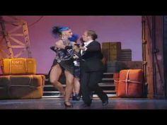 Lina Morgan - Tango - YouTube