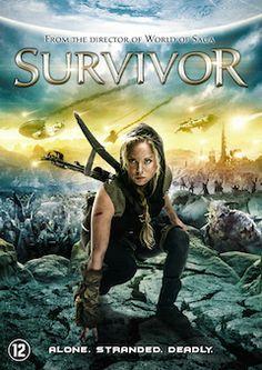 Nieuw op Dvd: Survivor - Alone. Stranded. Deadly (Bestel hem hier!)