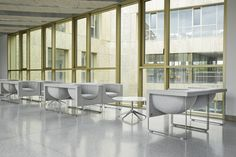 Nube Armchair can be used for home, office or public areas. http://www.stua.com/design/nube/  Don't miss:  http://vurni.com/office-modular-office-seating/