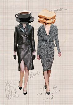 70 new Ideas fashion magazine collage illustrations Mode Collage, Mixed Media Collage, Photomontage, Magazin Design, Magazine Collage, Montage Photo, Fashion Collage, Collage Artists, Foto Art