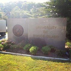 University of Rhode Island in Kingston, RI