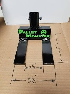 PALLET MONSTER Handmade Pallet Tool for Recovering Boards Because my design has been copied by so many... When you see the name PALLET MONSTER you are getting the original high quality pallet tool! Dont be fooled! When I designed my pallet tool 3 years ago, there was only 1 other