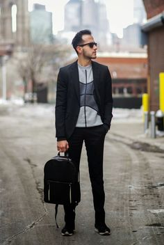 The Metro Man: V-DAY Ready with Ben Minkoff