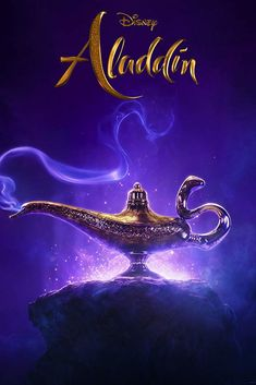 First Look at Will Smith as the Genie in Disney's Live-Action 'Aladdin'; Aladdin Film, Aladdin Poster, Aladdin 1992, Watch Aladdin, Aladdin Cast, Aladdin Broadway, Movies 2019, Hd Movies, Movies To Watch
