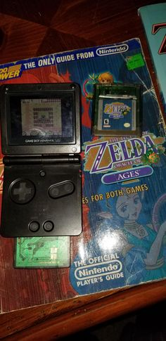 Found my Oracle of Ages and Oracle of Seasons. They still work!!  Visit blazezelda.tumblr.com