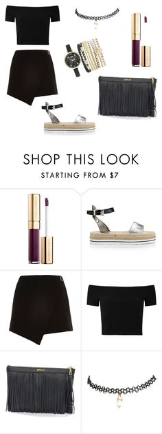 """Untitled #1244"" by dodookn ❤ liked on Polyvore featuring Dolce&Gabbana, Love Moschino, River Island, Alice + Olivia, Wet Seal and Jessica Carlyle"