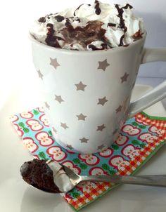 Nutellacake in drie minuten - Lekker en Simpel