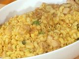 Picture of Mac and Cheddar Cheese with Chicken and Broccoli Recipe