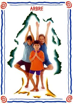 arbre modèle French Teaching Resources, Teaching French, Art Therapy Activities, Kindergarten Activities, Kundalini Yoga, Ashtanga Yoga, Respiration Relaxation, Yoga Sport, India School