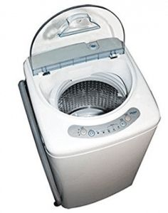 Haier Pulsator Portable Washer – The Best Washer & Dryer