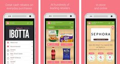 When technology helps you save money on your groceries - 10 must have apps