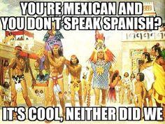 Story of my life #damngirly #truth #nahuatl by tha_tundra_boii