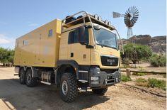 MAN 6x6 TGS 26.440 Expeditionsmobil