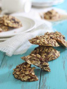 Quinoa Breakfast Cookies