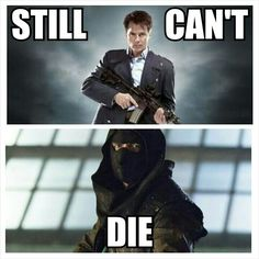 Captain Jack Harkness/Malcolm Merlyn (Doctor Who/Arrow)