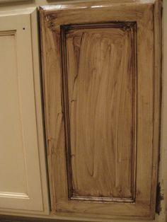 Glazing Kitchen Cabinet Doors