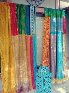 Third EYE Gypsy Bohemian Curtains by HippieWild by HippieWild